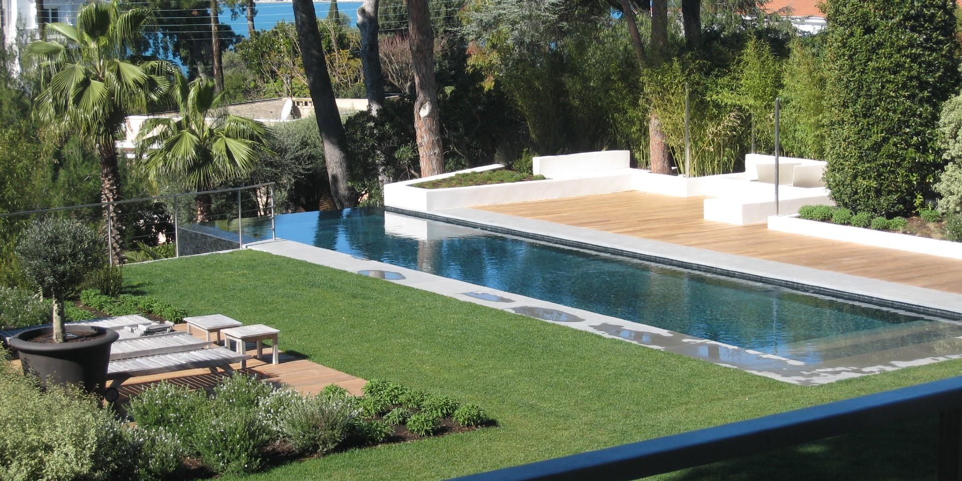 Deco jardin olivier nanterre maison design for Paysagiste piscine