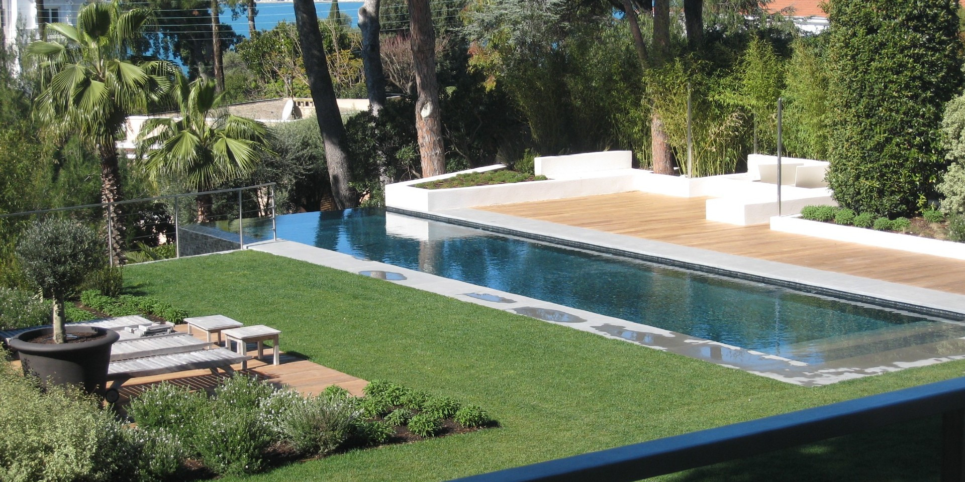 Hortus cecile chaltin architecte paysagiste 06 antibes for Paysagiste architecte jardin